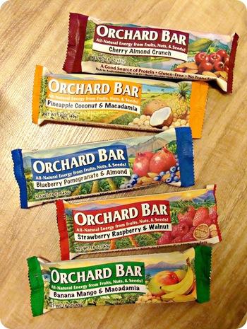 orchard bars