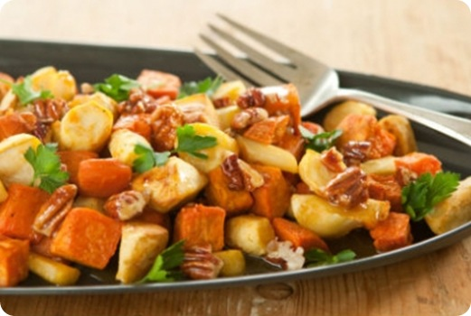 roasted potatoe
