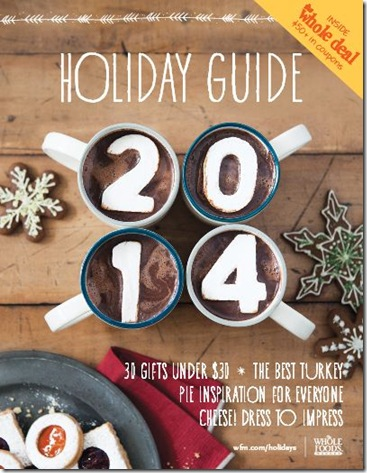 whole foods holiday guide