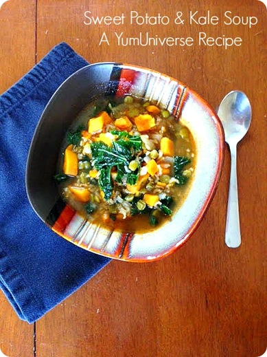 sweet potato and kale soup 2.1