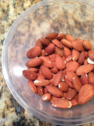 almonds day 3