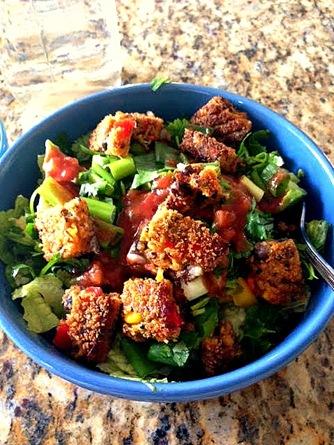 salad 2 day 2