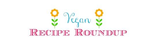 vegan recipe banner