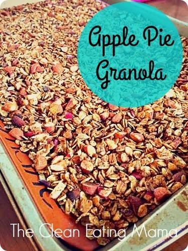 apple pie granola 3