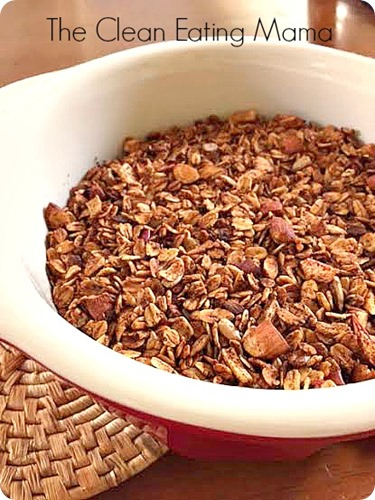 apple pie granola4